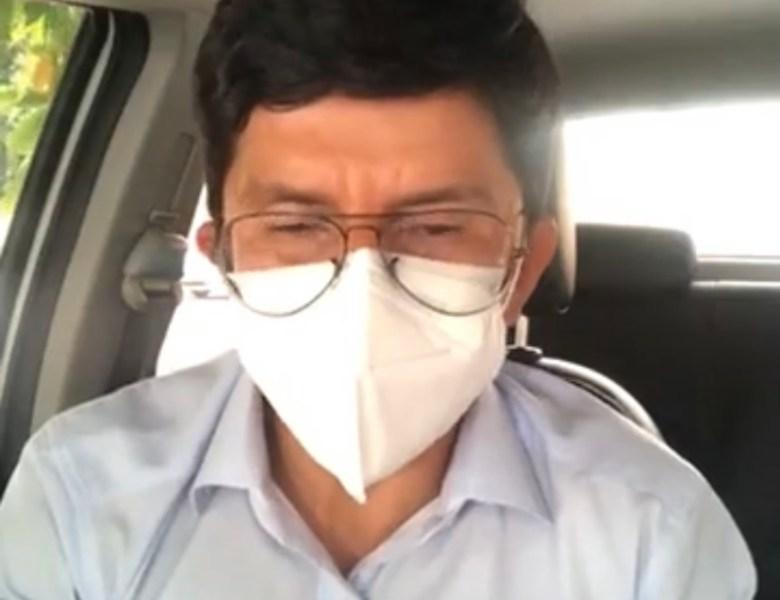 VÍDEO: Deputado Jenilson Leite faz apelo e diz que há filas para espera de oxigênio no principal hospital de referência de Covid no Acre