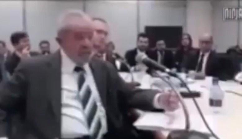 """Veja a profecia de Lula a Moro: """"Doutor, hoje sou eu quem está sendo massacrado, amanhã será o senhor"""""""