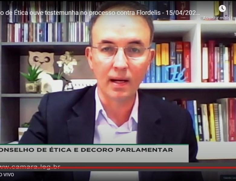 Leo de Brito preside Conselho de Ética em dia de oitiva no caso Flordelis