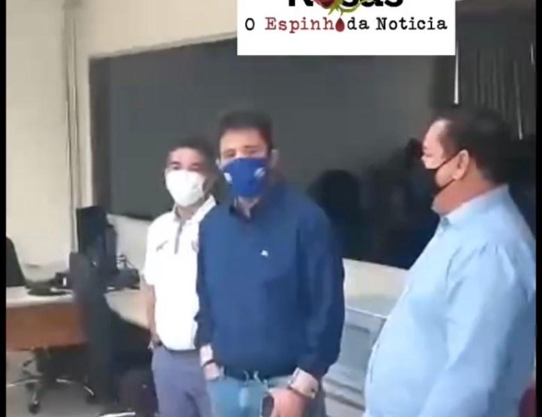 VÍDEO: Gladson diz que conversa com ex-governadores e costuma ligar para Tião Viana