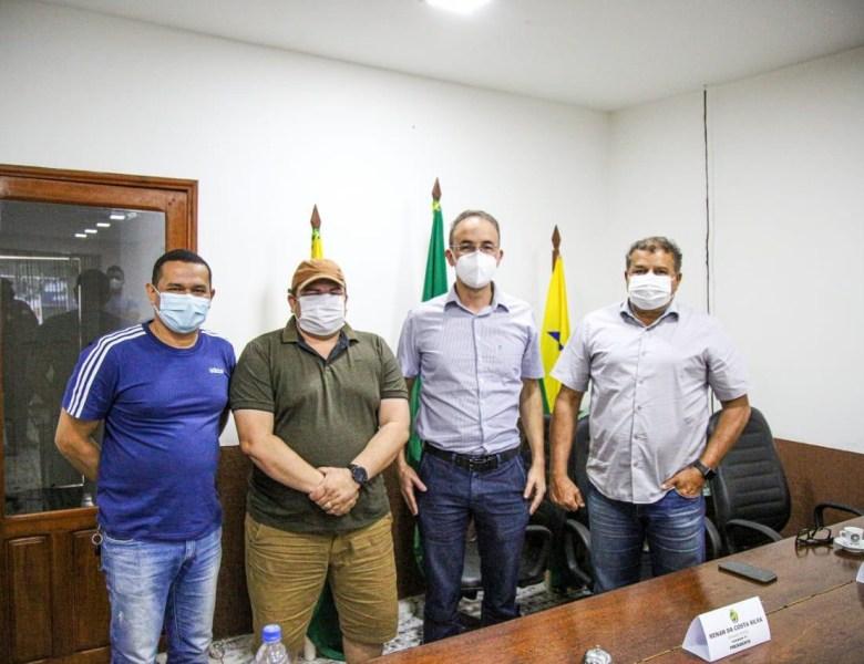 Leo de Brito destina R$ 5 milhões em emendas para investimentos em Mâncio Lima
