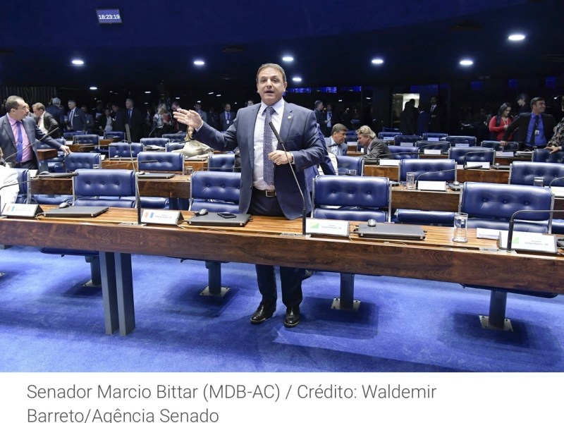 Inquérito que investiga Marcio Bittar por uso de cota parlamentar fica no STF