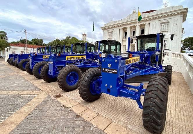 Edvaldo Magalhães questiona devolução de máquinas pela Seinfra compradas com recursos da Sudam