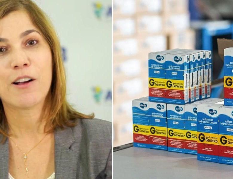 """""""Capitã Cloroquina"""", secretária do Ministério da Saúde confessa ao MP que organizou viagem a Manaus para difundir remédio"""