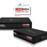 Atualização Cinebox Maestro HD Android