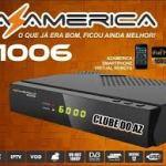 Azamerica S1006 Plus HD - Atualização e Lançamento!