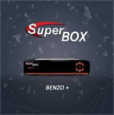 Atualização Superbox Benzo+ HD