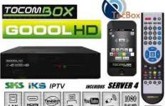 ATUALIZAÇÃO TOCOMBOX GOOOL HD