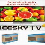 Atualização Freesky TV HD