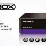Atualização Megabox MG3 HD Plus V740 SKS Corrigido