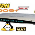 Atualização Azamerica S1009+ Plus HD V1.11 SKS e SKS