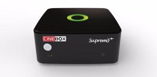 Atualização Cinebox Supremo+ SKS e IKS Reforçados