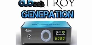 Atualização Duosat Troy Generation HD V1.77 IKS e SKS On