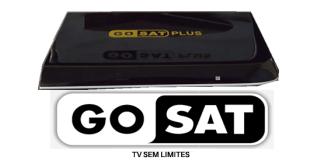 Atualização Gosat Plus HD V1.08 Adicionando Função Unicable