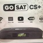 Atualização Gosat CS+ Adicionado sistema Vod IPTV