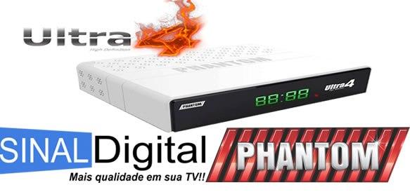 Recovery Phantom Ultra 4 HD - 27 de Novembro