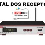 Nova Atualização Cinebox Optimo X HD