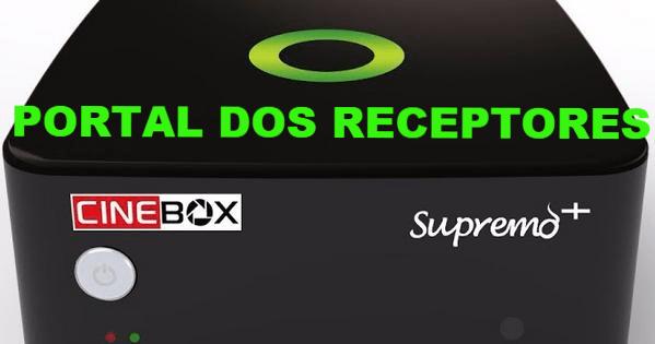 Atualização Supremo+ Plus HD Estabilizado