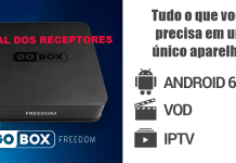 Baixar Atualização Gobox Freedom Android