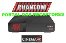 Baixe sua Atualização Phantom Cinema 4K