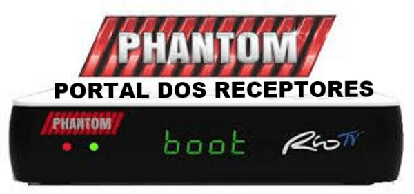 Atualização Phantom Rio TV HD corrigido