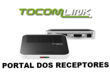 Atualização Tocomlink Crypto X1 HD Corrigindo SKS