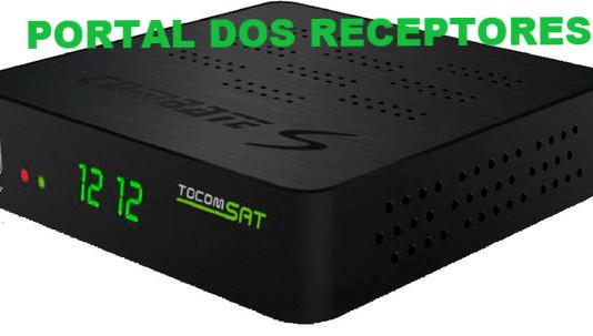 Atualização Tocomsat Combate S HD Corrigido SKS
