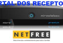 Nova Atualização Miraclebox Premium HD