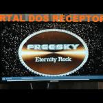 Baixar nova Atualização Freesky Eternity Rock