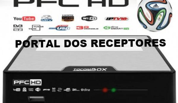 Nova Atualização Tocombox PFC HD corrigido
