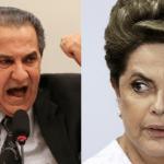 Silas Malafaia discute com assessoria de Dilma Rousseff no Twitter.