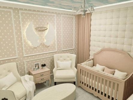André Valadão divulga quarto de sua filha.