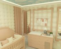 Obra é da designer de interiores Monica Garcia.