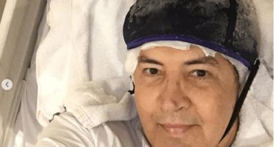 Beto Barbosa faz quimioterapia para vencer câncer na bexiga e na próstata.