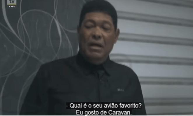 Pastor Valdemiro Santiago fala sobre os aviões que possui.