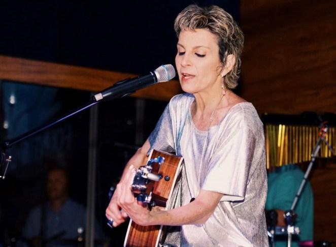 Cantora gospel Ludmila Ferber.