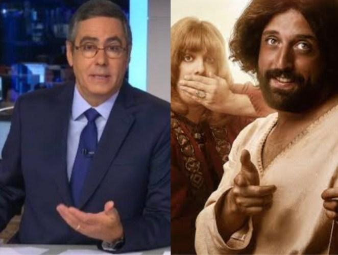 Fábio Pannuzio questiona cristãos nas redes sociais.