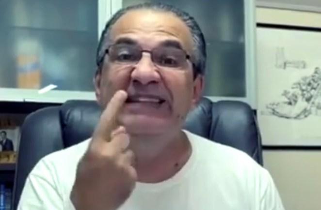 Pastor Silas Malafaia recebe críticas na internet.