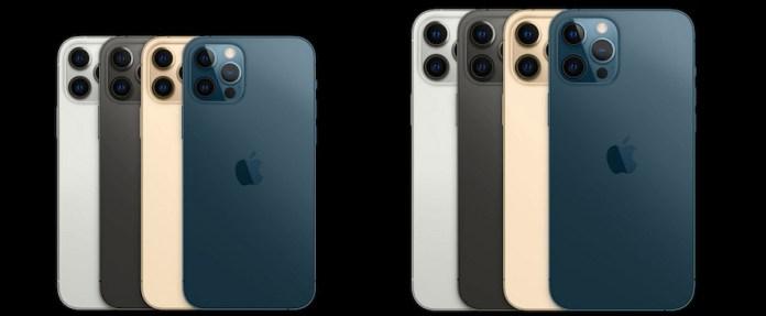 iphone 12 pro e 12 pro max