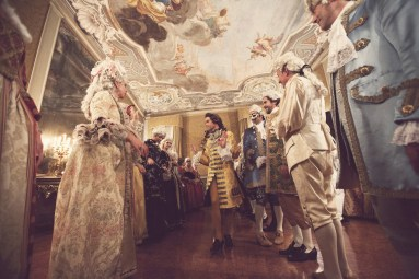 Venezia Casanova Grand Ball in Venice Atelier Marega Carnevale 2016