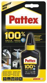 PATTEX 100 Colla 50g  Henkel Italia Srl