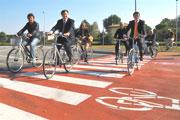 Nuovi attraversamenti pedonali protetti a Padova