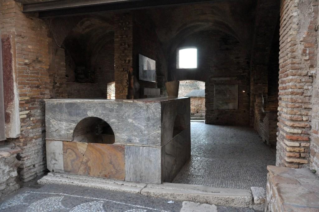 Ostia Antica e gli scavi da visitare