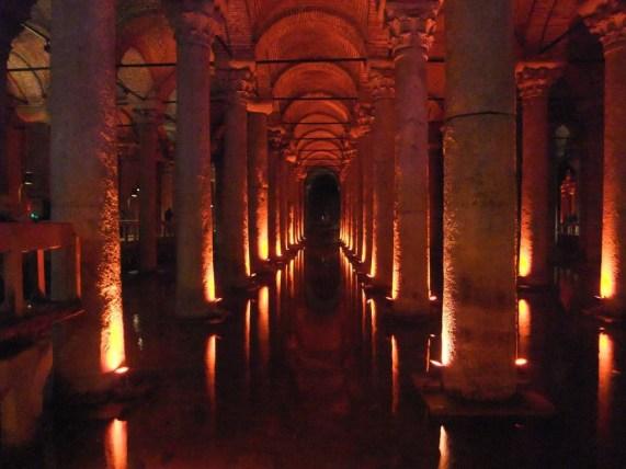 cisterna basilica Istanbul