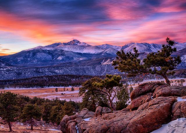 Parco Montagne Rocciose