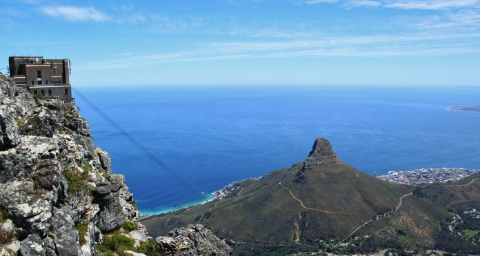 scalare Table Mountain