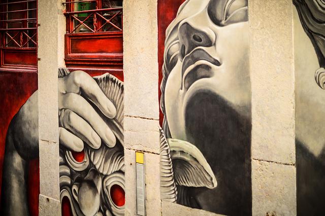 murales di Lione