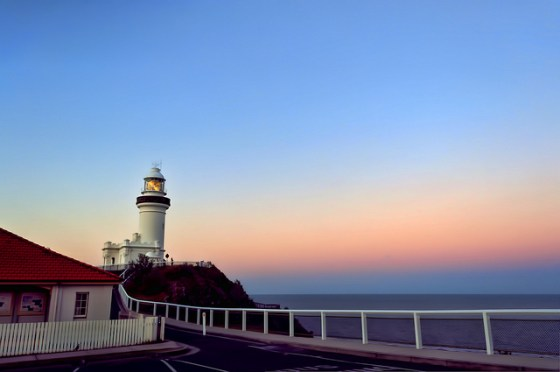 Byron Bay's lighthouse