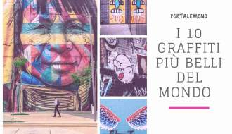 I 10 graffiti più belli del mondo da scoprire