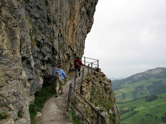 sentieri escursioni svizzera